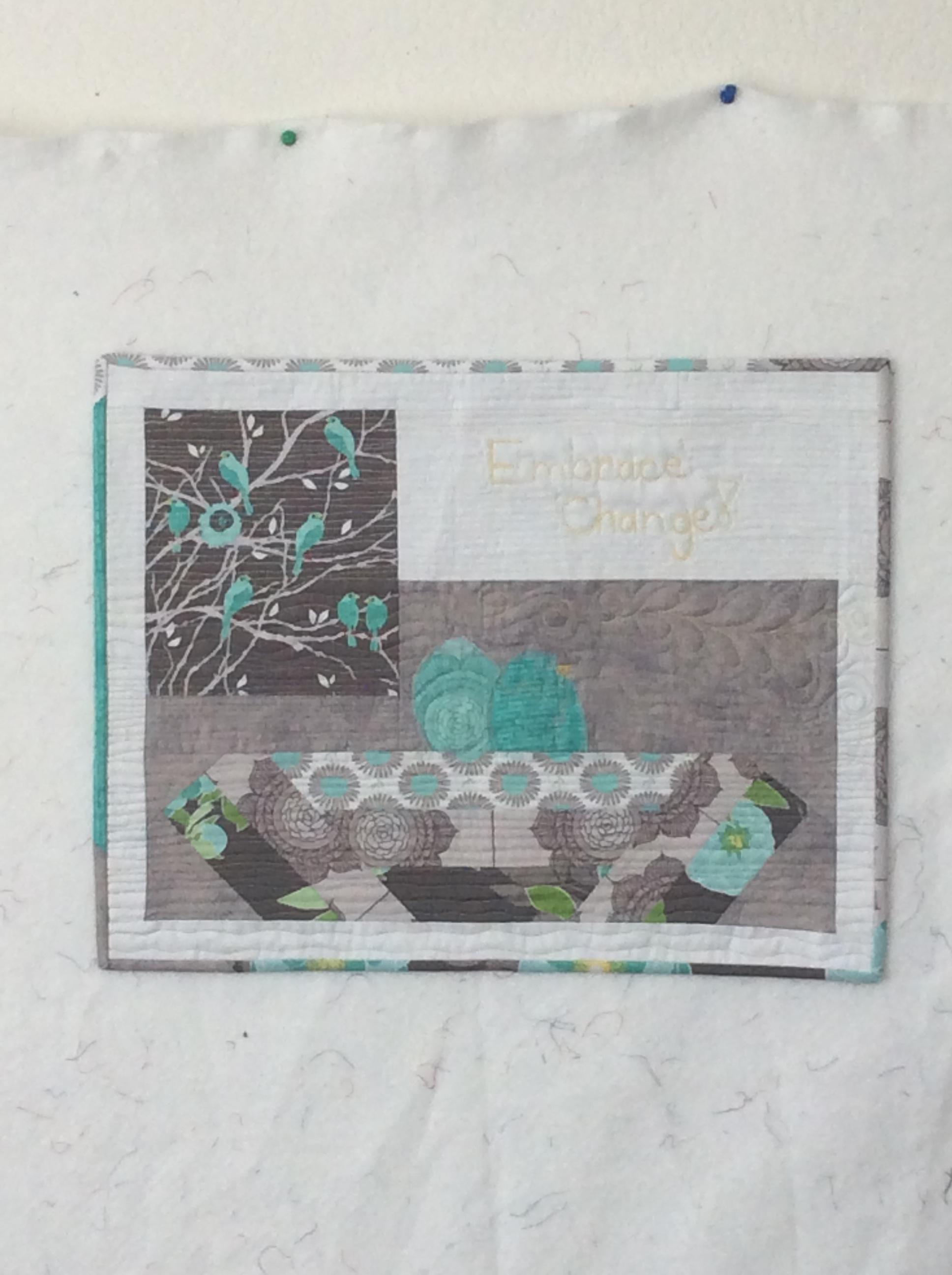 quilt challenge riley blake fabric