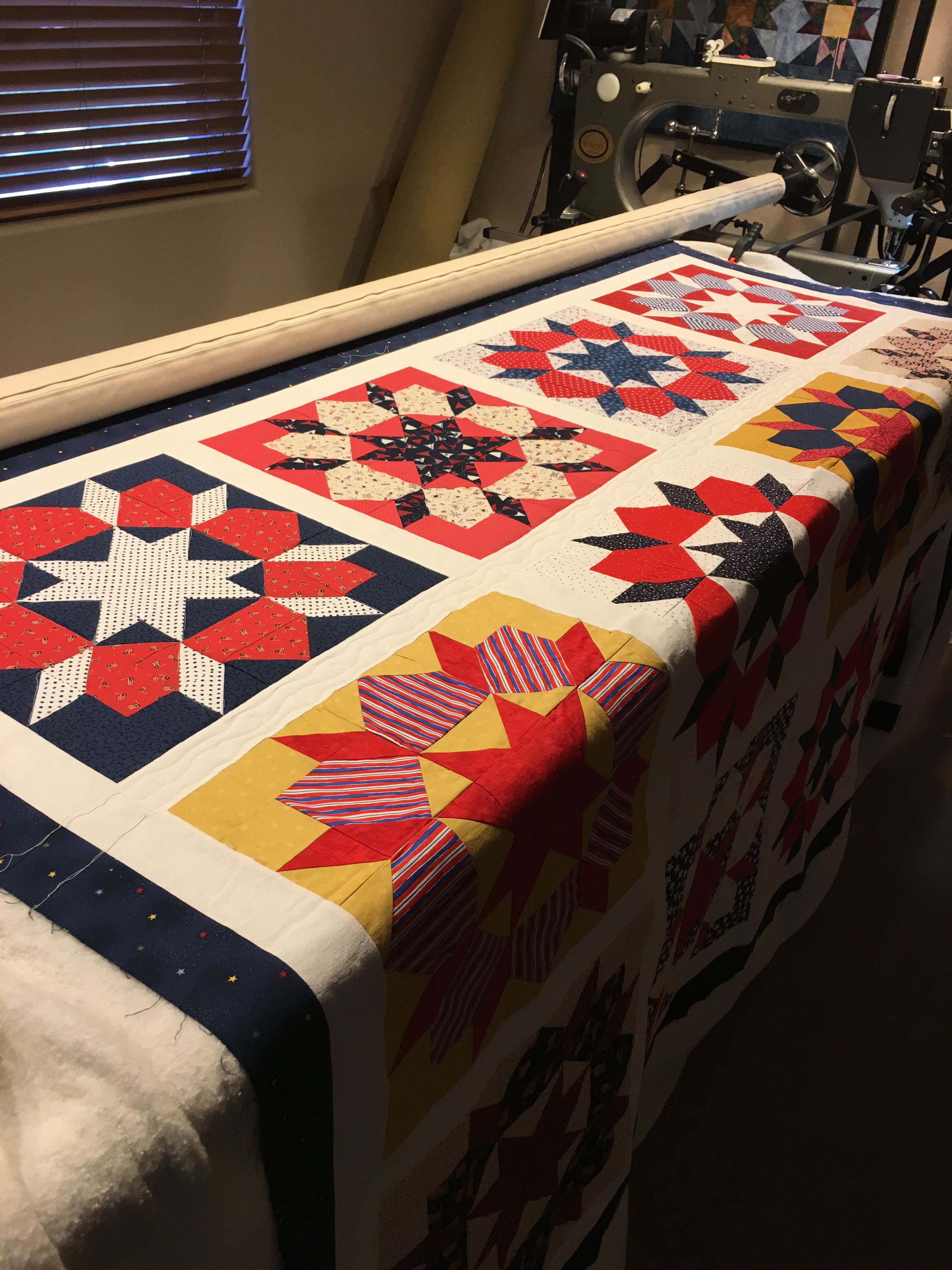 swoon for Quilts of Valor