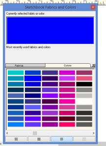 solid palette EQ7