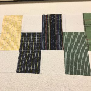 free motion quilting figure eight