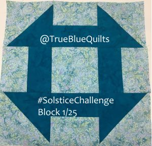 Block 1 for Solstice Challenge