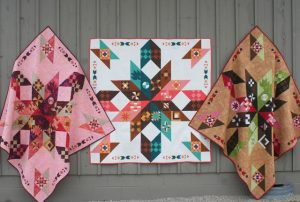 GenXQuilts Chocolatier pattern