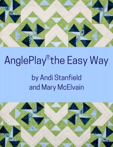 Cover Art for Stanfield AnglePlay book