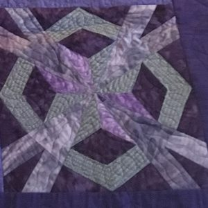 how to choose colors for a monochromatic quilt