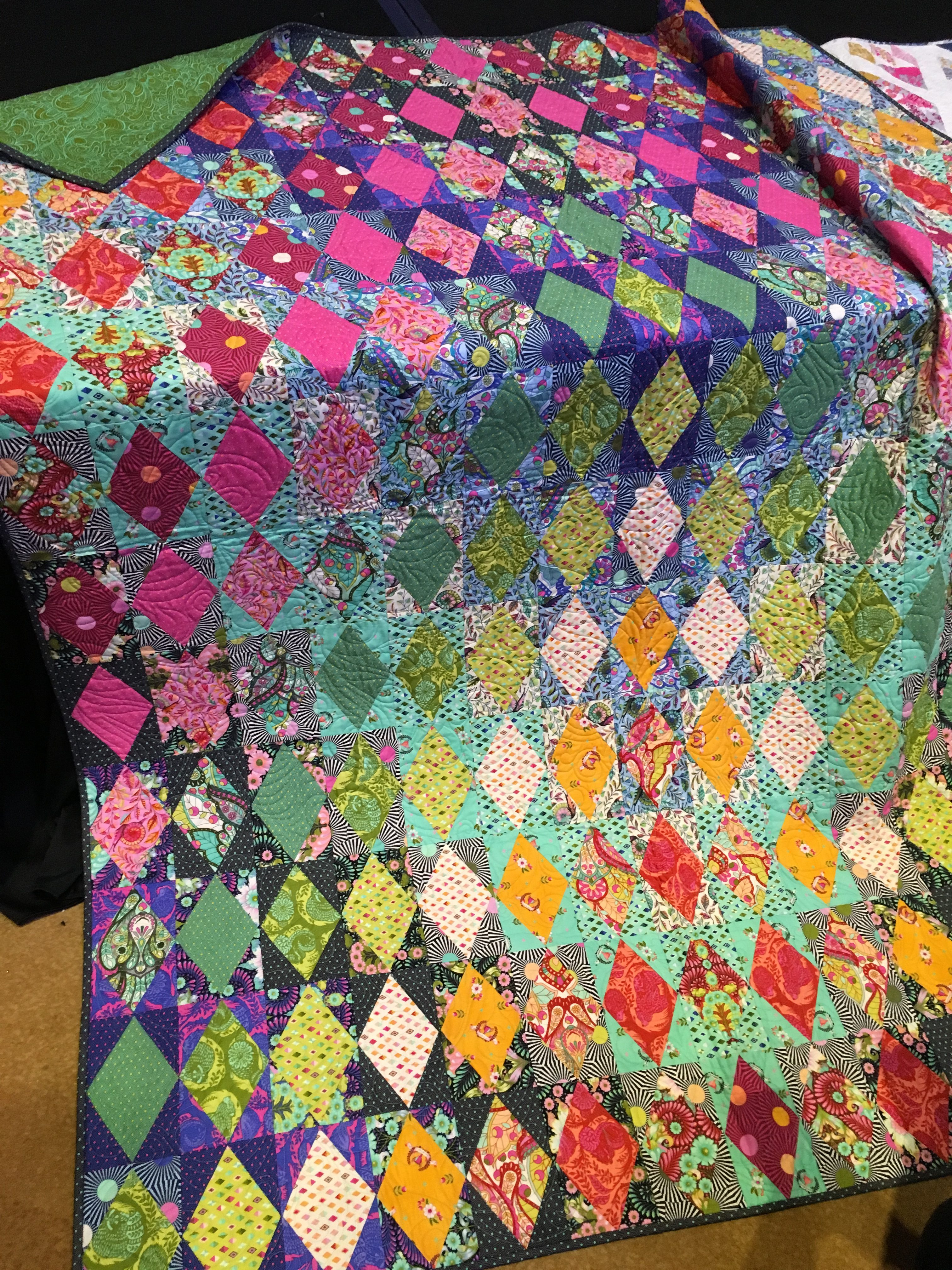 tula-pink-radiance - True Blue Quilts