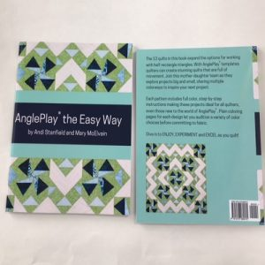 AnglePlay the Easy Way quilt pattern book