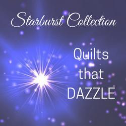 Starburst collection quilt patterns