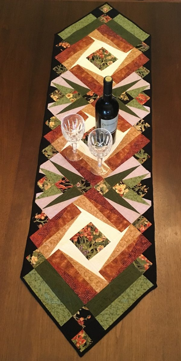 Center Stage table runner