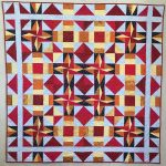 sparkle pattern angleplay quilt