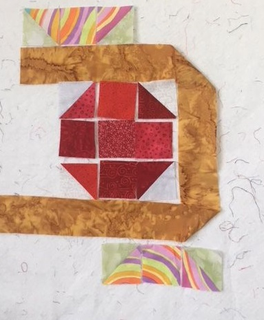 Pieces for Design Dare April 2018