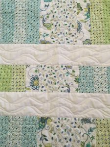 free motion quilting by true blue quilts