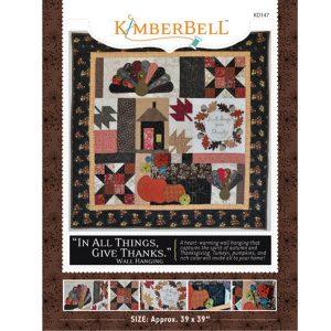 Kimberbell pattern
