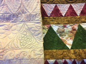 free motion quilting by Andi Stanfield
