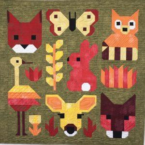 Elizabeth Hartman pattern