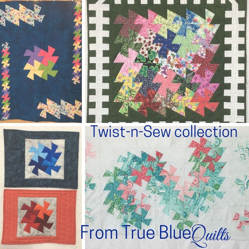 Twist -n- Sew collection
