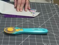 learn to paper piece with TrueBlueQuilts