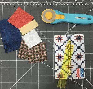 essential tools for paper piecing