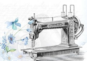 sewing and quilting machines