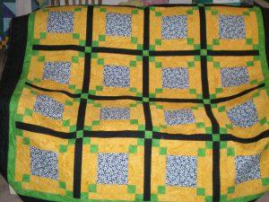 celebration chain quilt