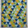 thousand pyramids quilt