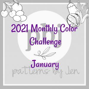 Jan 21 color quilt