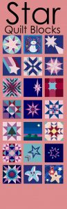 december star quilt blocks