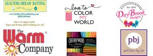 monthly color challenge prize sponsors