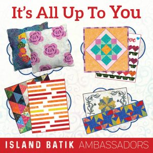 All Up to You Island Batik Challenge