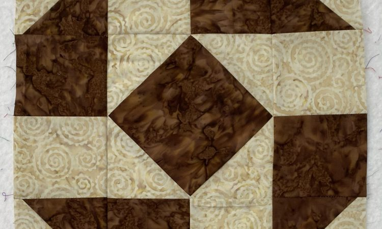 Big Potato Quilt Block