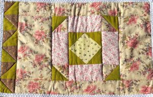 ugly fabric challenge florals