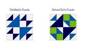 Classic Puzzle Quilt Blocks