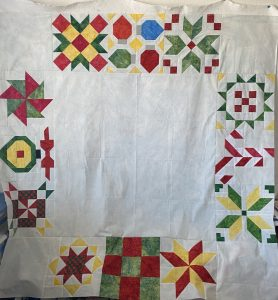 never too early for holiday quilts