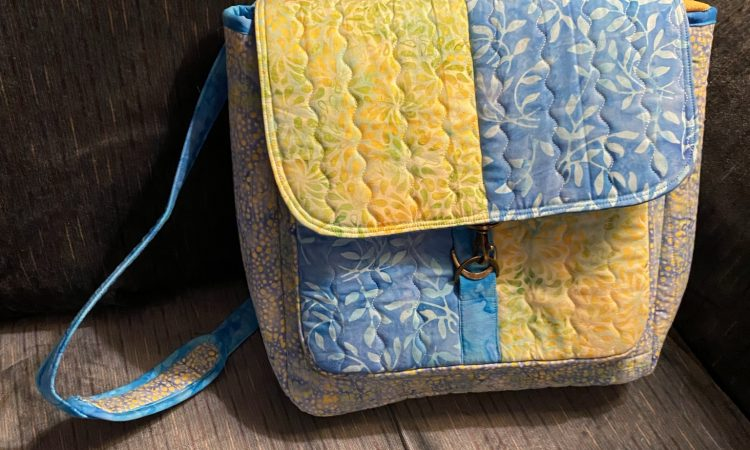 Switchback September Bag challenge